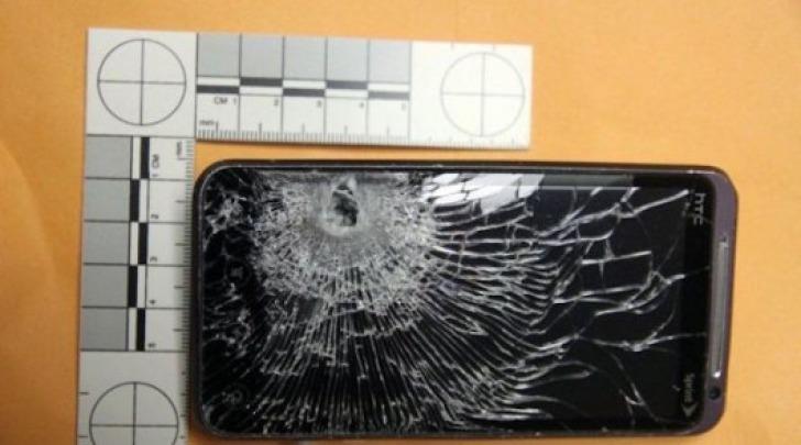 """Cellulare """"sparato"""""""