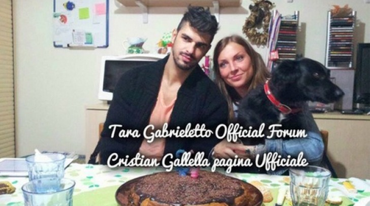 Cristian Galella e Tara Garieletto