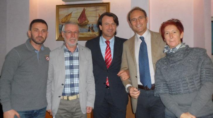 Vaccaro Fabiani Scorrano Russo Di Nicola