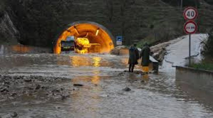 Inondazione Sardegna