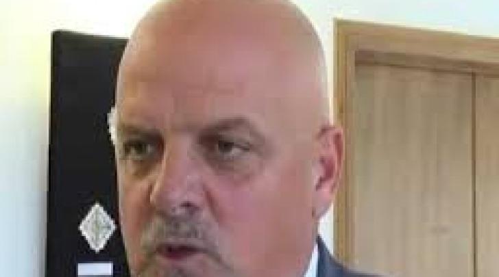 Il sindaco uscente di Teramo Maurizio Brucchi