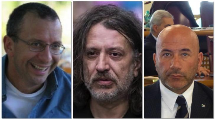 MAssimo Prosperococco, Davide Vannoni, Emilio Nasuti