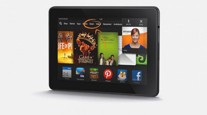 Kindle Fire HDX Amazon