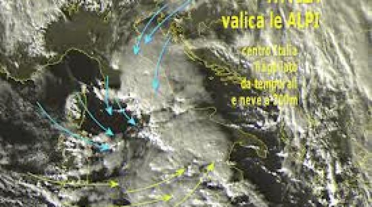 Ciclone Attila