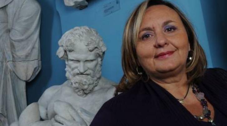 Il commissario Giovanna Cassese