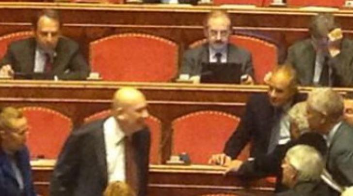 Sandro Bondi e Roberto Formigoni
