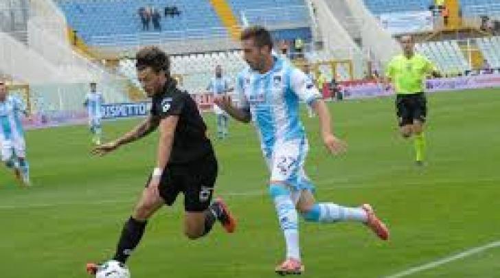 Pescara-Spezia in campionato (foto tratta dal sito della società ligure)