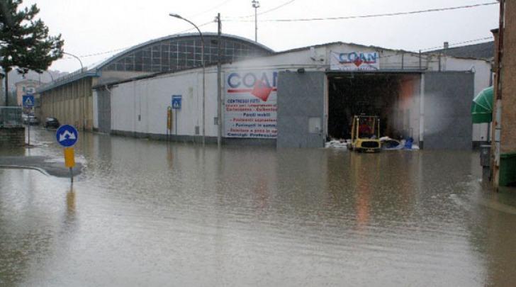 Alluvione L'Aquila