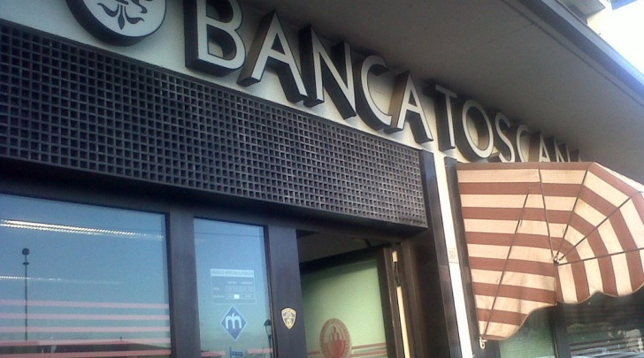 Banca Toscana - foto di repertorio