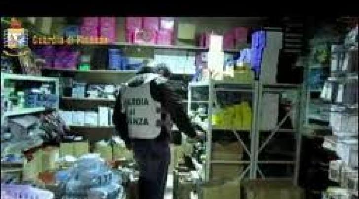 Guardia di Finanza-sequestro