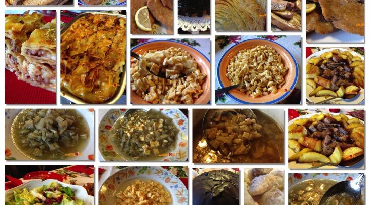Pranzo di Natale teramano - I sempreverdi in cucina Teramo ...