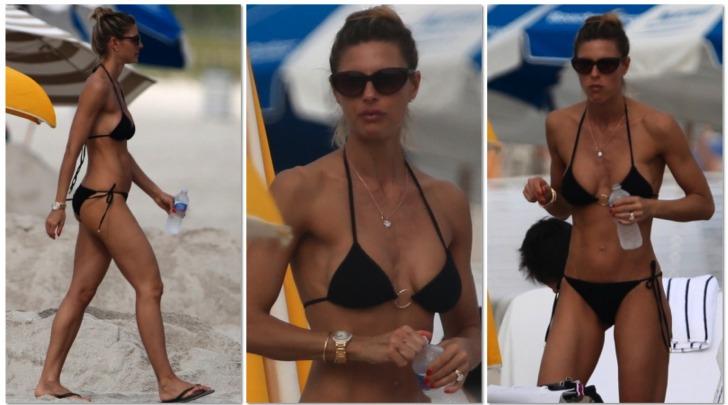 Martina Colombari a Miami