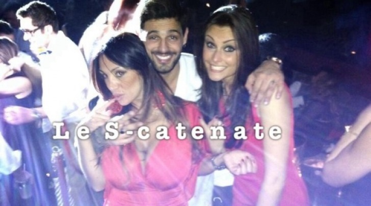 Irene Casartelli, Alessio Lo Passo e Marika Fruscio