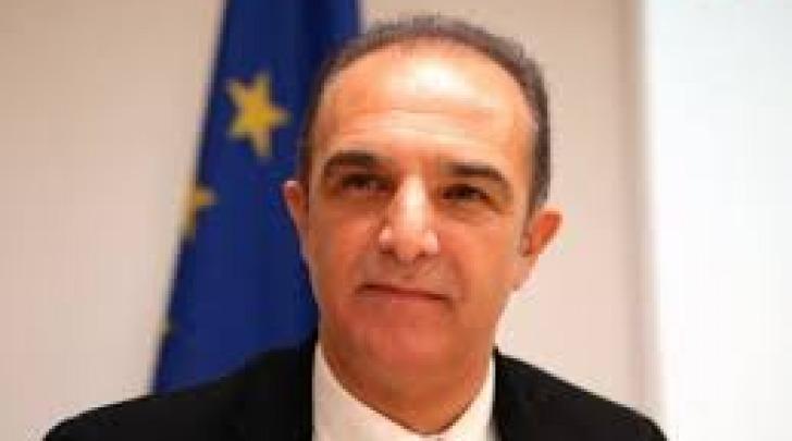 L'assessore regionale Carlo Masci