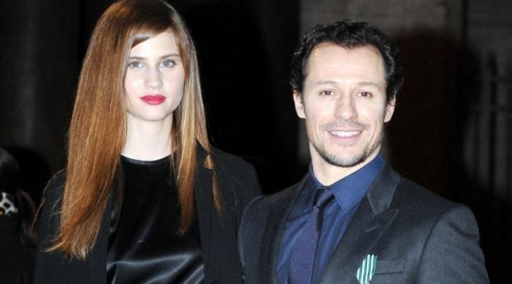 Stefano Accorsi e Bianca Valentini
