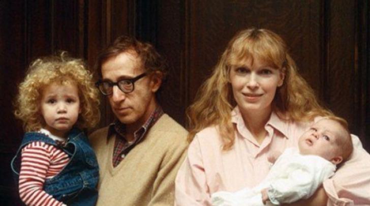 Dylan Farrow, Mia Farrow, Woody Allen