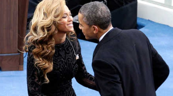 Barack Obama e Beyoncè