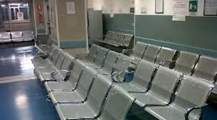 Sala attesa pronto soccorso