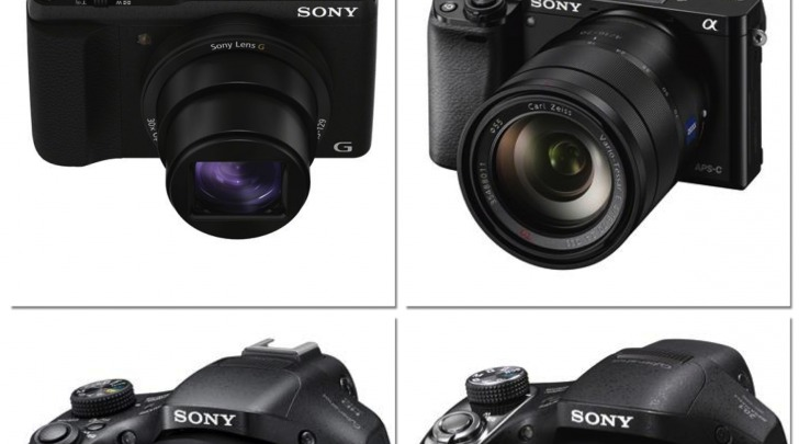 Fotocamere Sony