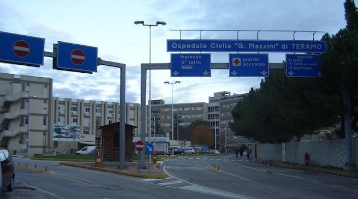 Parcheggio ospedale Mazzini Teramo
