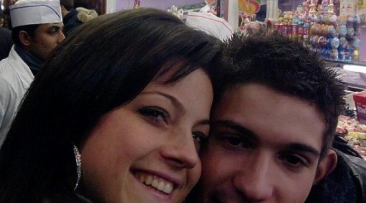Grazia Striano e Pierdavide Carone