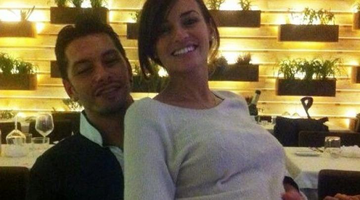 Cristiano Angelucci ed Elisa Panichi