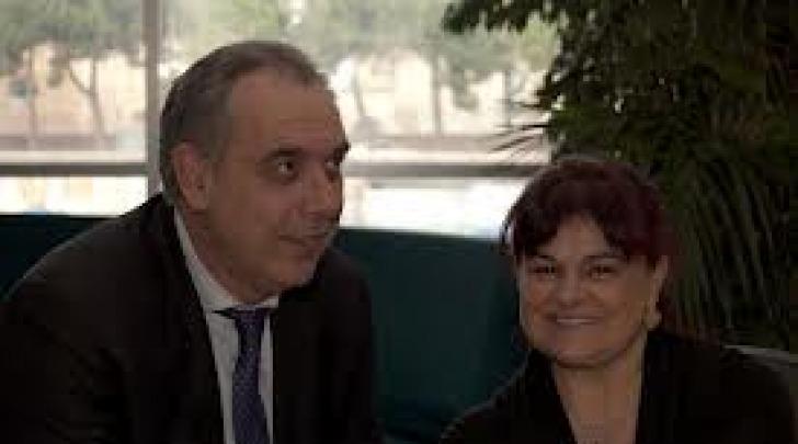 Giovanni Legnini-Stefania Pezzopane