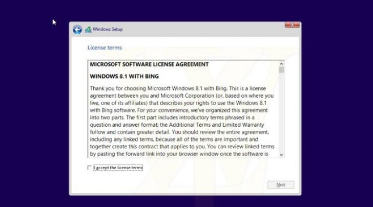 Microsoft Windows 8.1