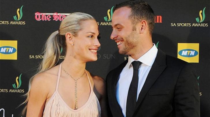 Reeva Steenkamp e Oscar Pistorius