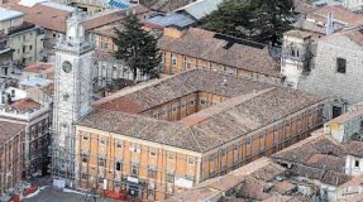 Panoramica Palazzo Margherita