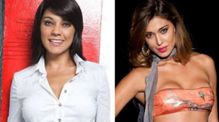 Belen Rodríguez e Ana Laura Ribas