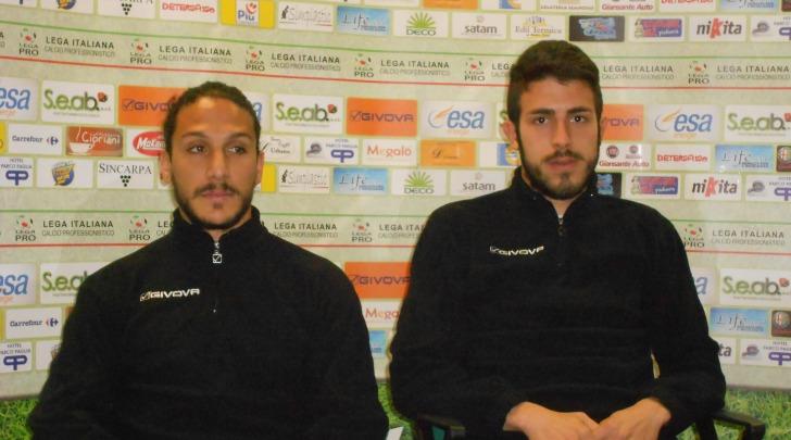 Davide Giorgino e Francesco De Giorgi