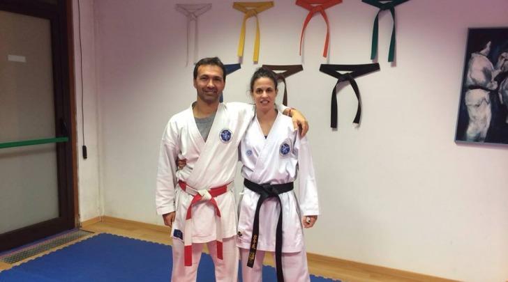 Marco Ruggieri e Elisabetta Prati