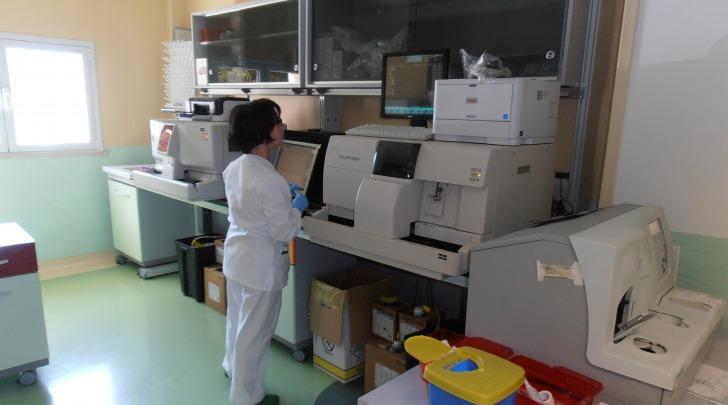Laboratorio analisi Castel di Sangro