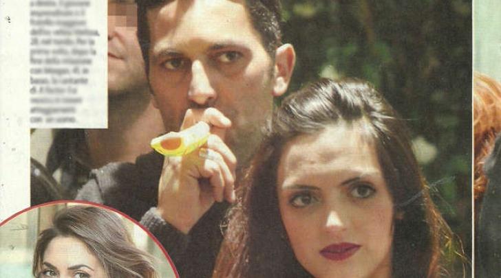 Riccardo Satta e Jessica Mazzoli