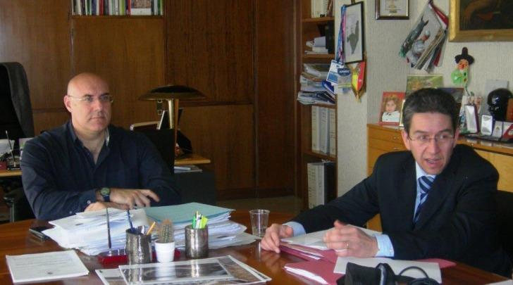 Umberto Di Primio e Dario Marrocco