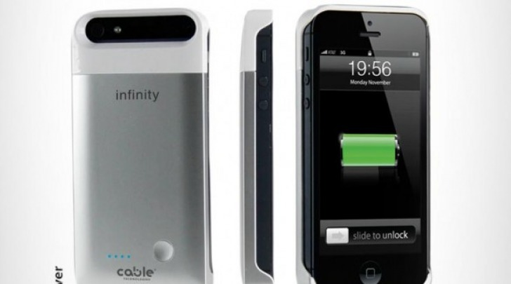 Infinity Cable per iPhone 5/5s