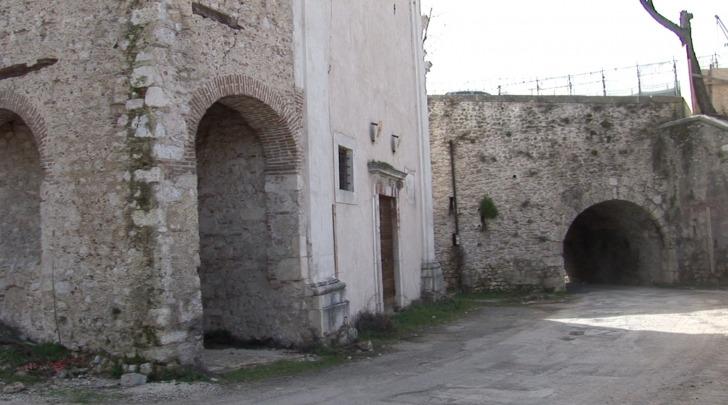 zona Porta Barete L'Aquila