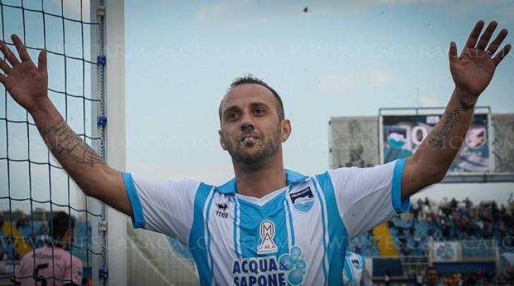 foto facebook Pescara Calcio