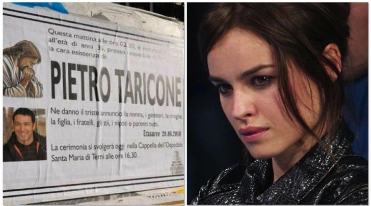 Pietro Taricone - Kasia Smutniak