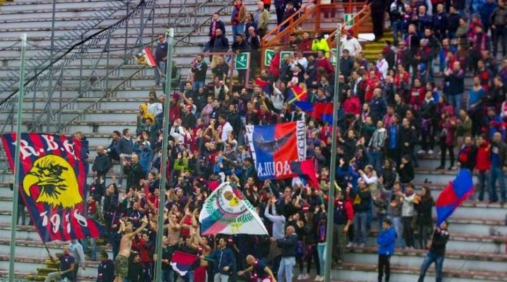 Tifosi aquilani a Perugia