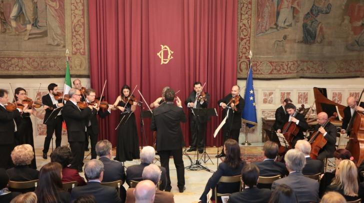 ISA concerto alla Camera dei Deputati