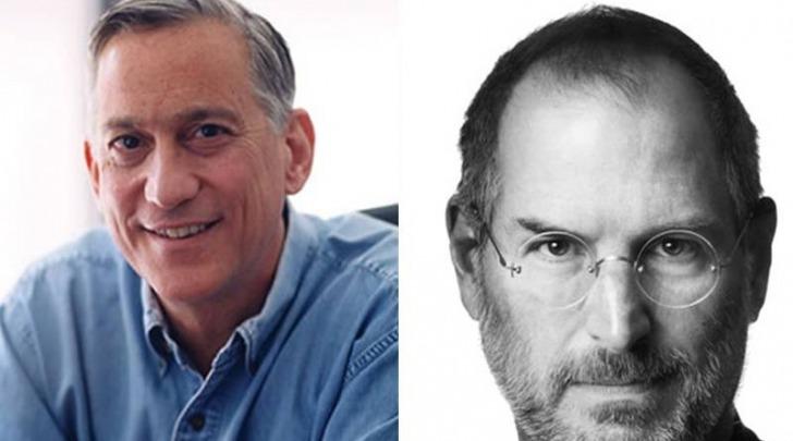 Walter Isaacson e Steve Jobs