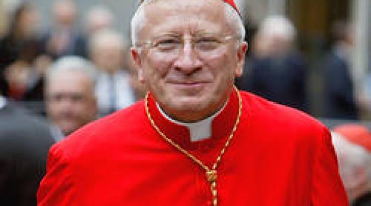 Cardinale Ennio Antonelli