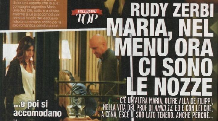 Rudy Zerbi E Maria