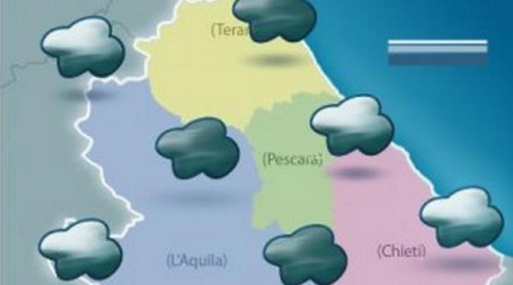Abruzzo tempo in peggioramento