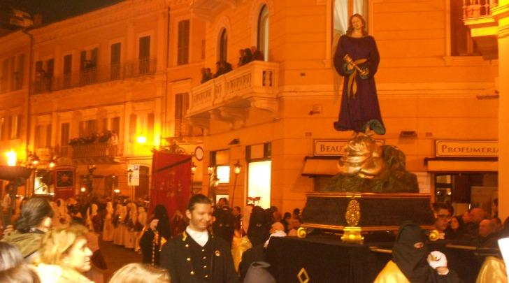 Processione del Venerdì Santo a Chieti