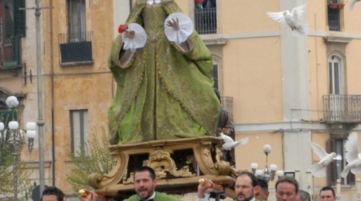 Madonna che scappa Sulmona