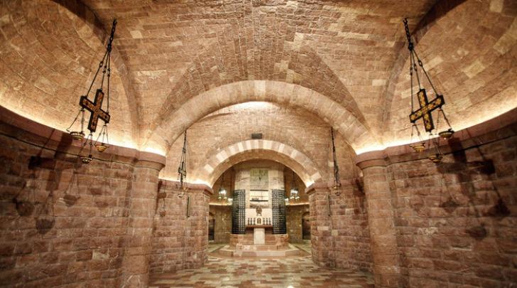 Basilica Inferiore di San Francesco ad Assisi