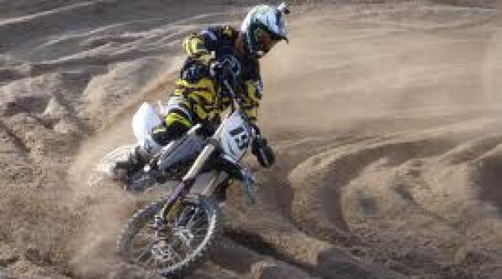 motocross da spiaggia